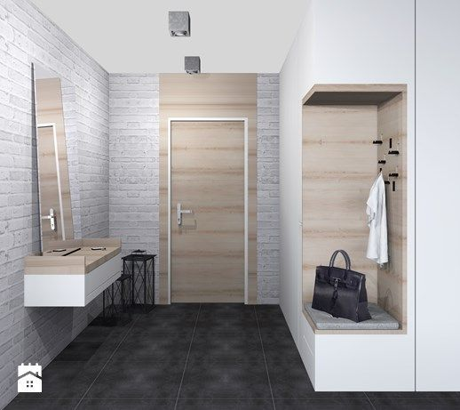 Дизайн и идеи мебели в прихожую для узкого коридора ...