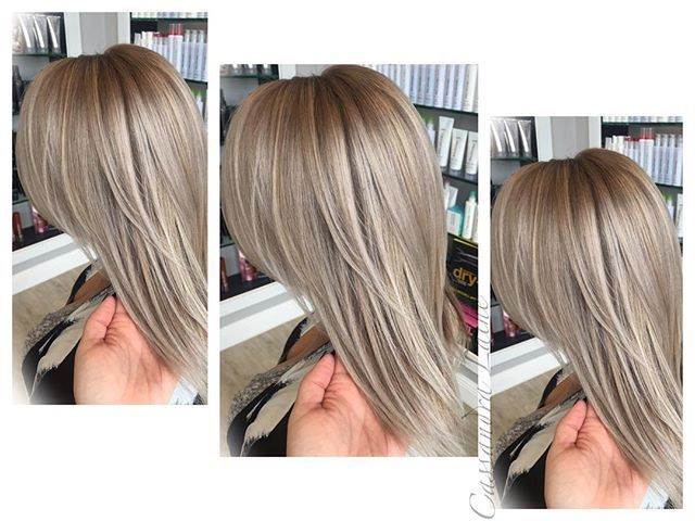 Formulas I First Highlighted With Paul Mitchell Synchrolift And