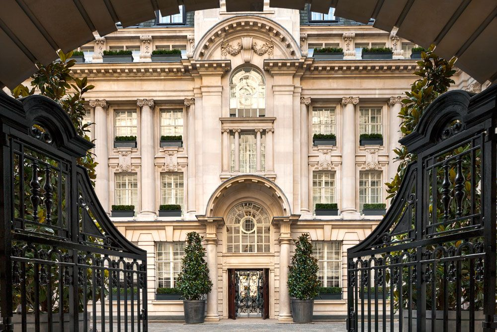 Rosewood London Luxury Hotel In United Kingdom The