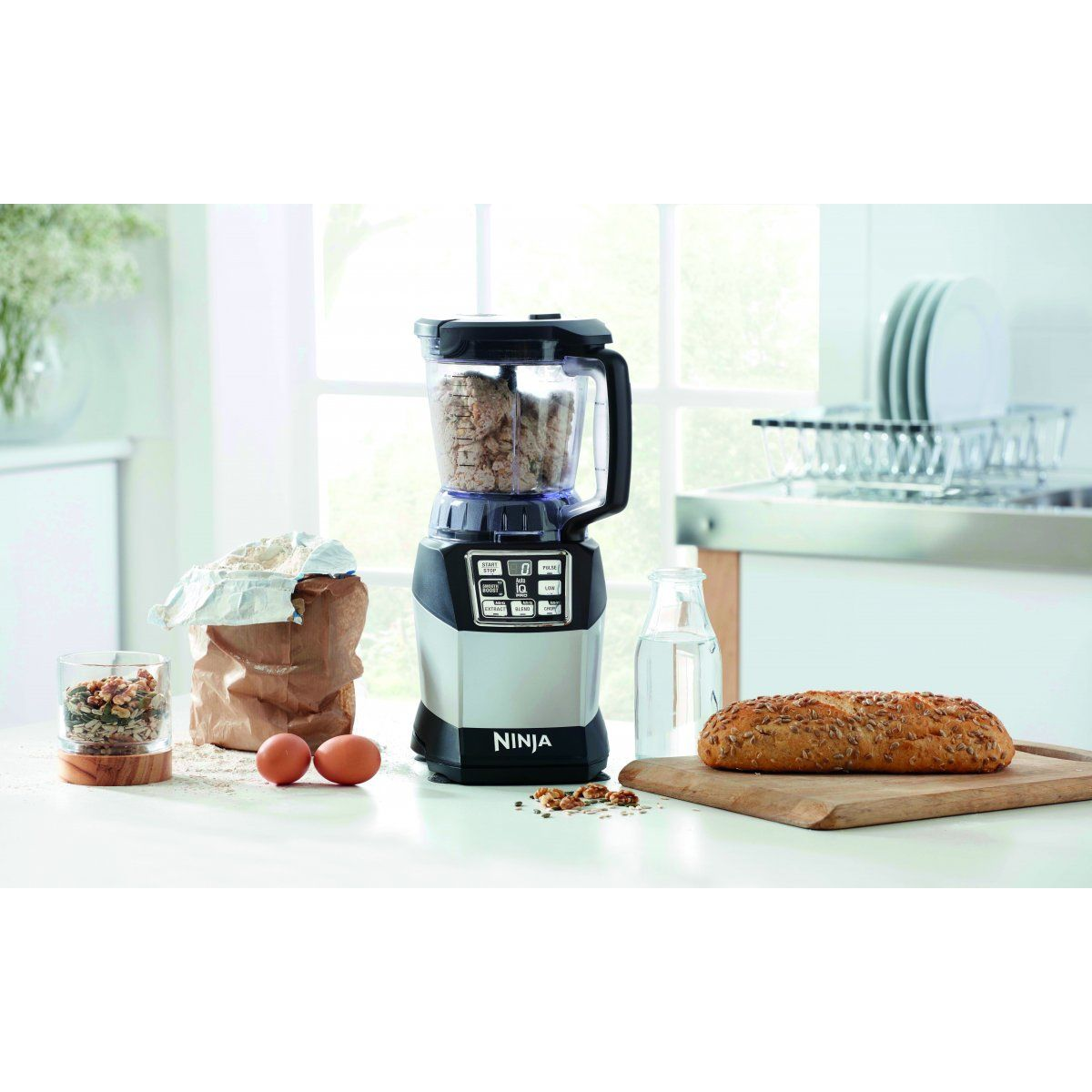Ninja Compact Kitchen System With Nutri Uk Rule