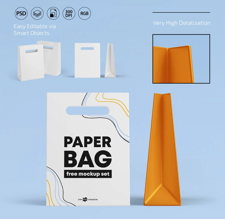 Download 65 Free Professional Shopping Bag Mockups And Premium Version Free Psd Templates Bag Mockup Psd Template Free Mockup Free Psd