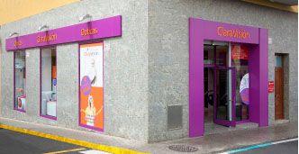 ClaraVisión Ópticas - Tienda Las Palmas Gáldar