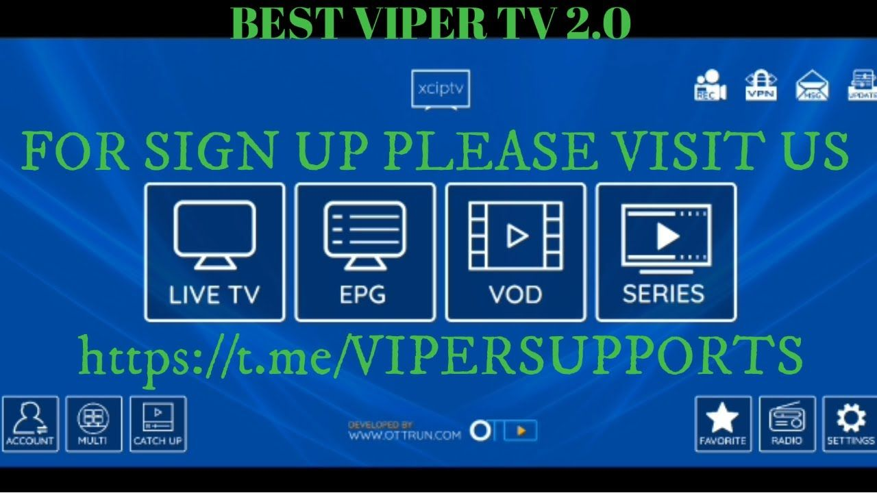 Best iptv service review 20206000 channels multiscreens