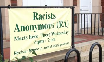 North Carolina Church Holding Weekly Racists Anonymous Meetings
