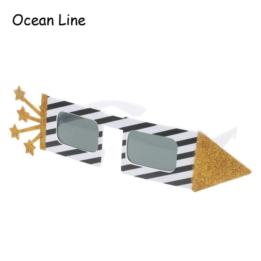 Funny Rocket Frame Costume Glasses Fancy Dress Photo Booth Props ...