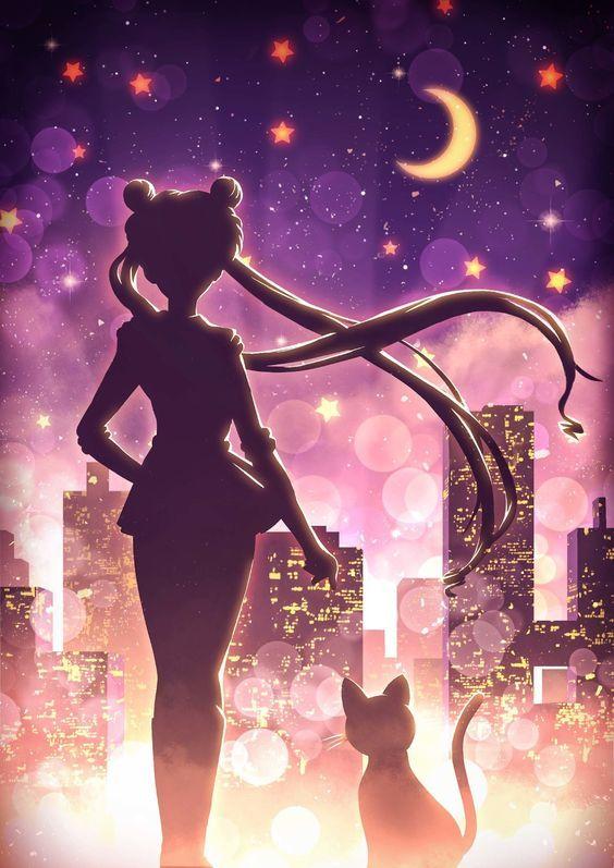 Bazar temático de Sailor Moon: ropa, artículos y concursos