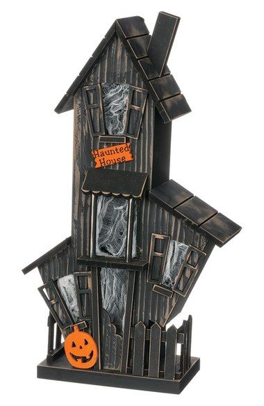 Sullivans Haunted House Decoration Halloween Decor Pinterest - halloween decorations haunted house
