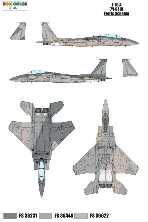 F15ferris1 591 886 Pixels Model Paint Schemes