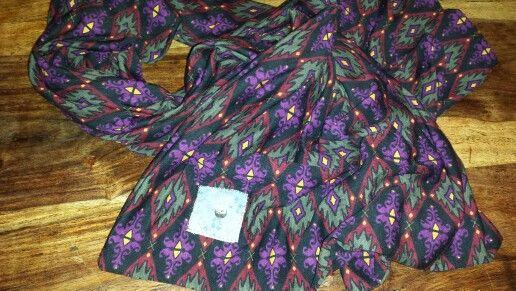 #Pollyfreeshape #woman #scarf #sciarpa #jersey