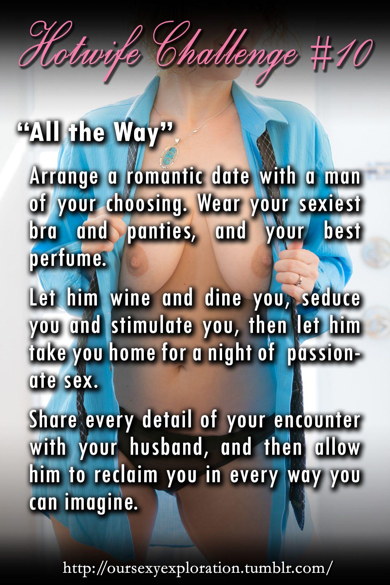 Hot Wife Challenge Tumblr pin on ashley