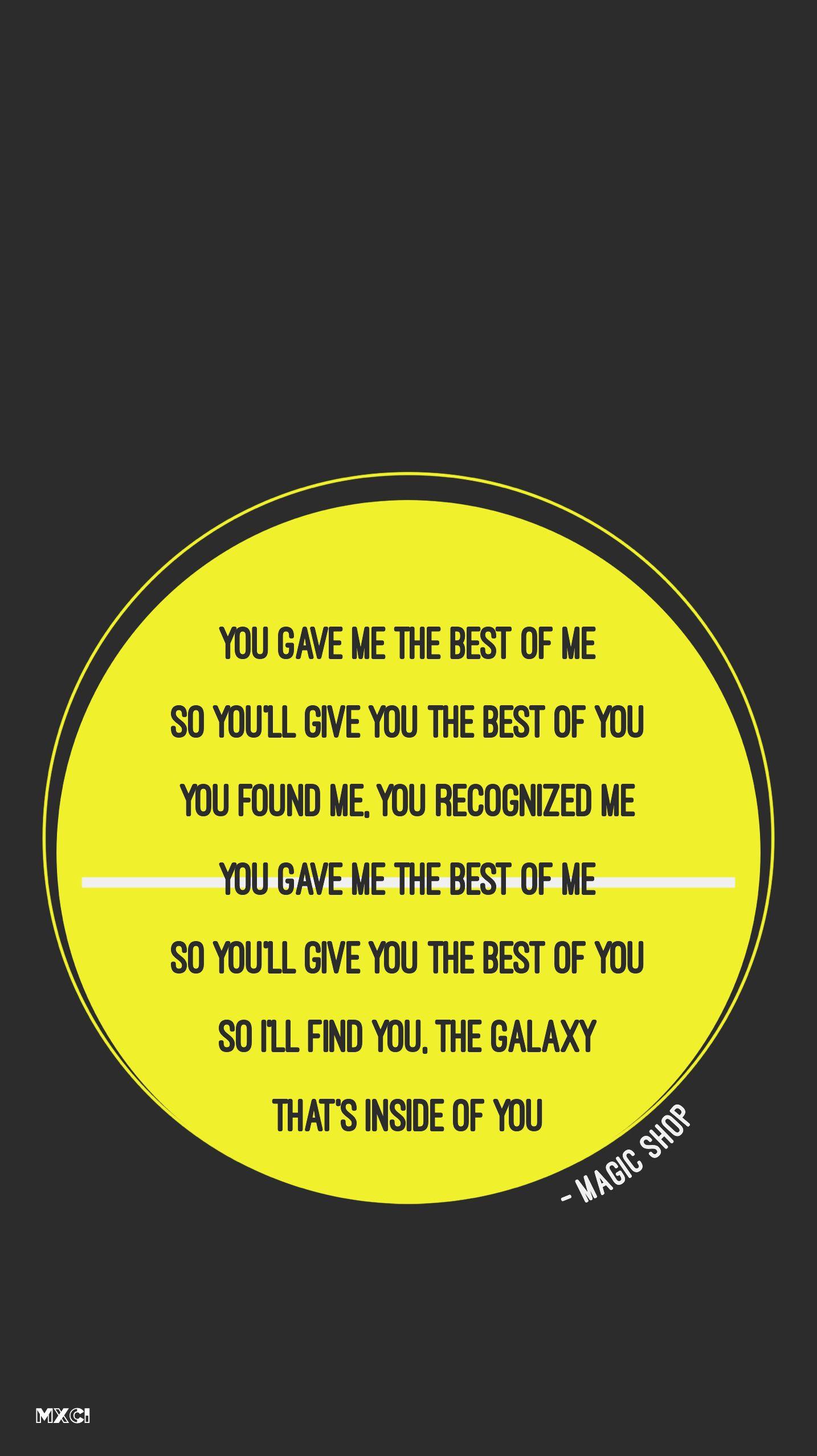 Bts magic shop lyrics english