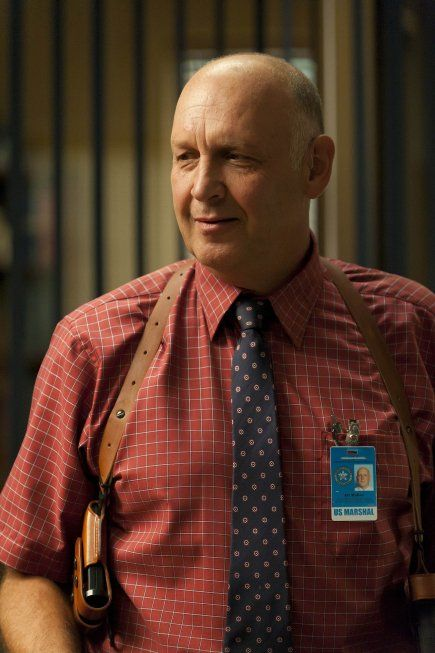 Nick Searcy the fugitive