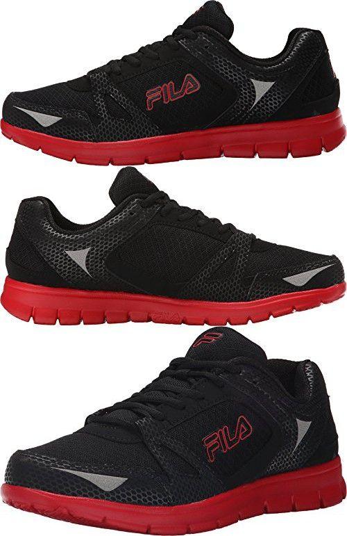 Fila mens shoes, Red sneakers, Sneakers