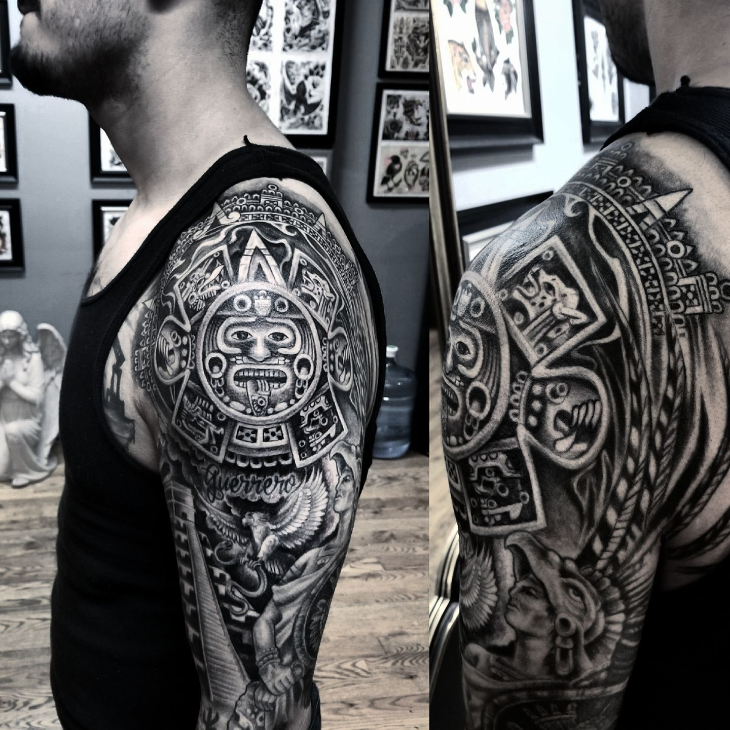 Mexican Revolution Tattoos