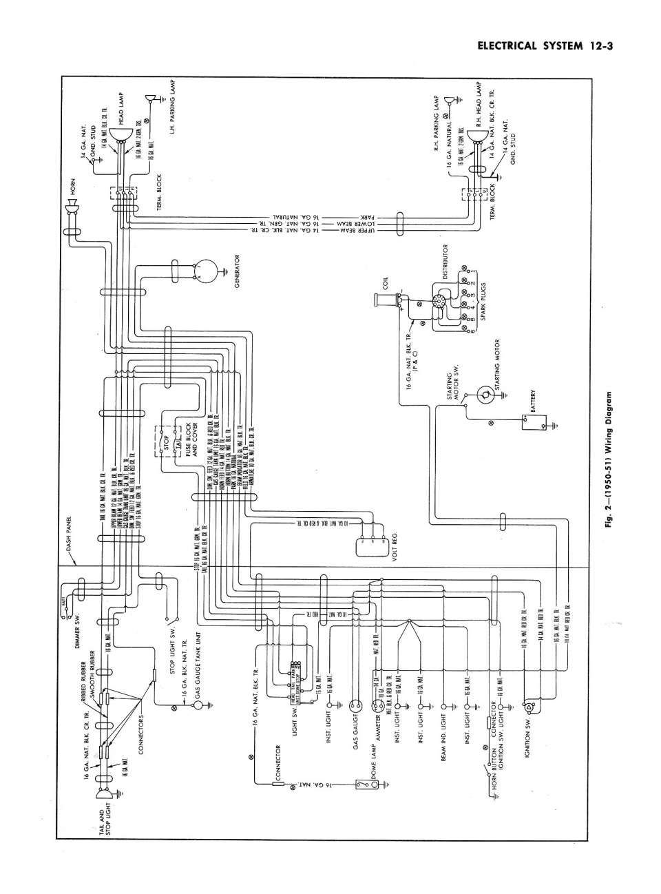 12  1966 Chevy Truck Ignition Switch Wiring Diagram