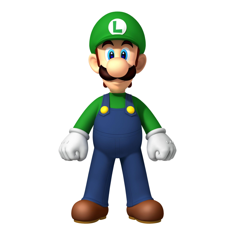 Luigi pac3 - Luigi mario party ...