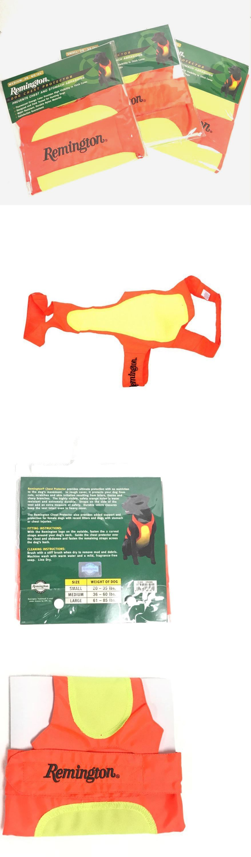 f1a60ca432632 Safety Vests and Life Preservers 117427: Dog Hunting Chest Stomach Protector  Small, Medium And