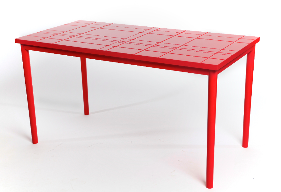 RED Table CUT