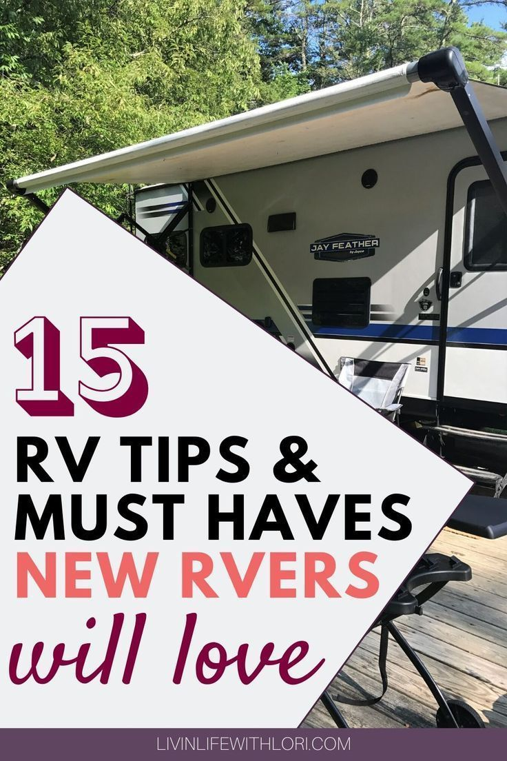 Photo of Tips and Must Haves for New RVers   Livin' Life With Lori