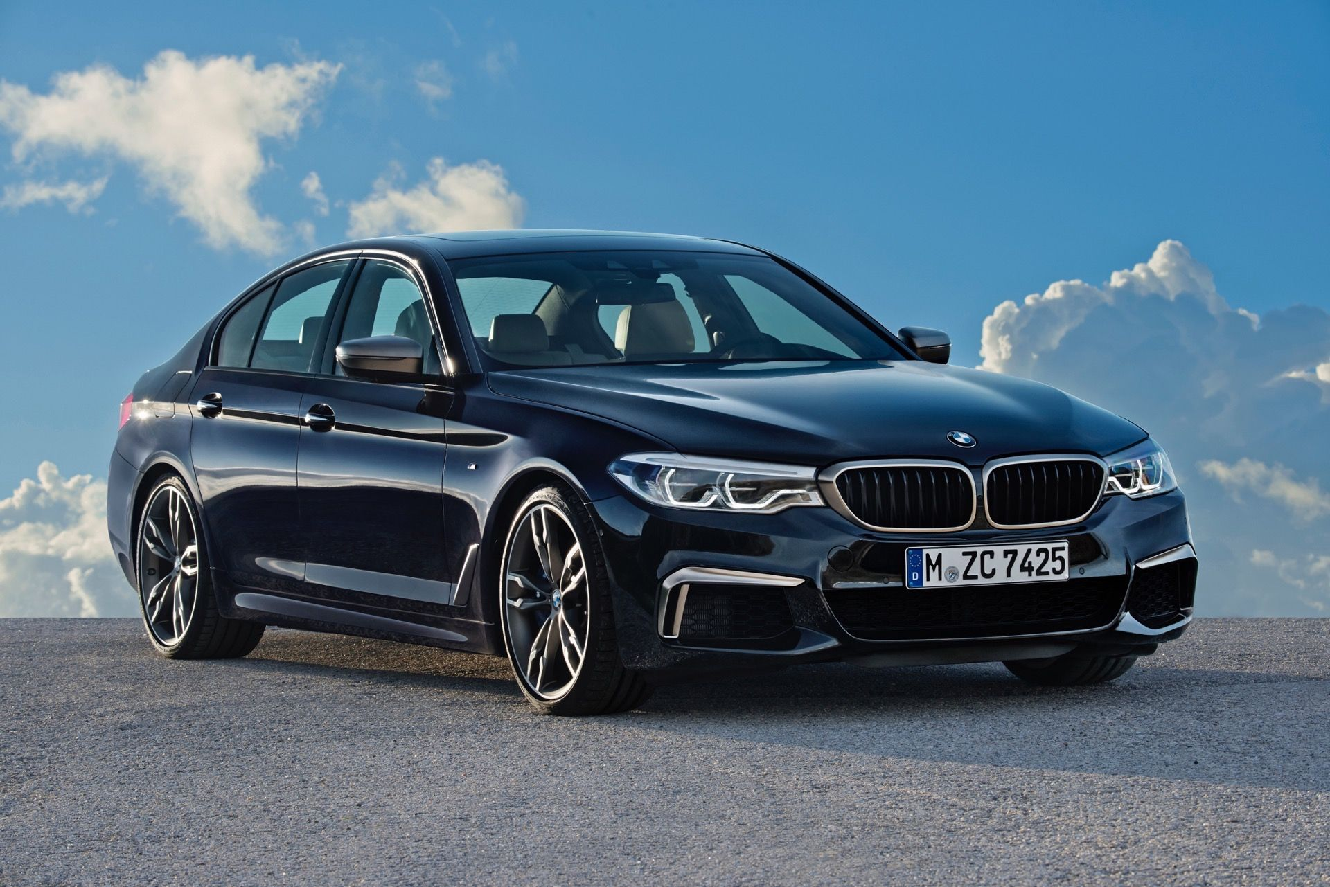 Bmw has just recently unveiled the newest bmw 5 series and fastest 5 series ever made the 2018 bmw xdrive m performance