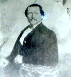 """Jack McCall ~ """"Crooked Nose Jack"""" the coward who killed Wild Bill Hickok in Deadwood SD."""