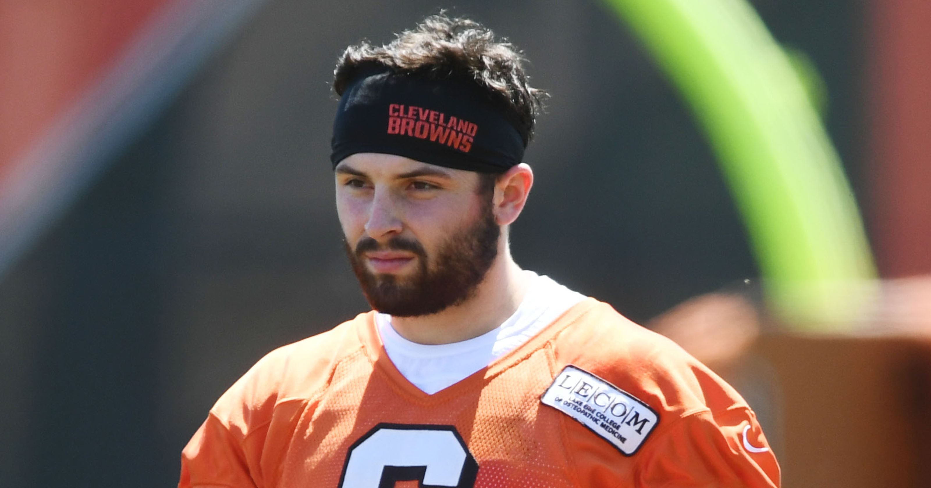 Baker Mayfield has 'a long way to go' Baker mayfield