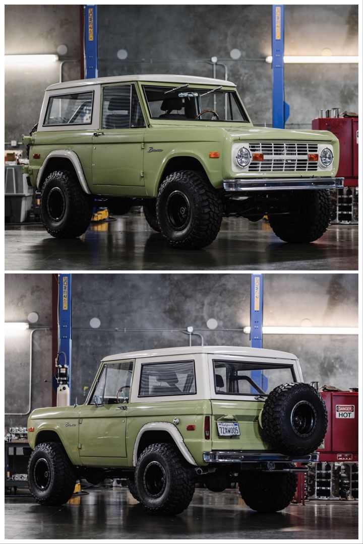 Ford Bronco History and More in 2020 Ford bronco, Bronco