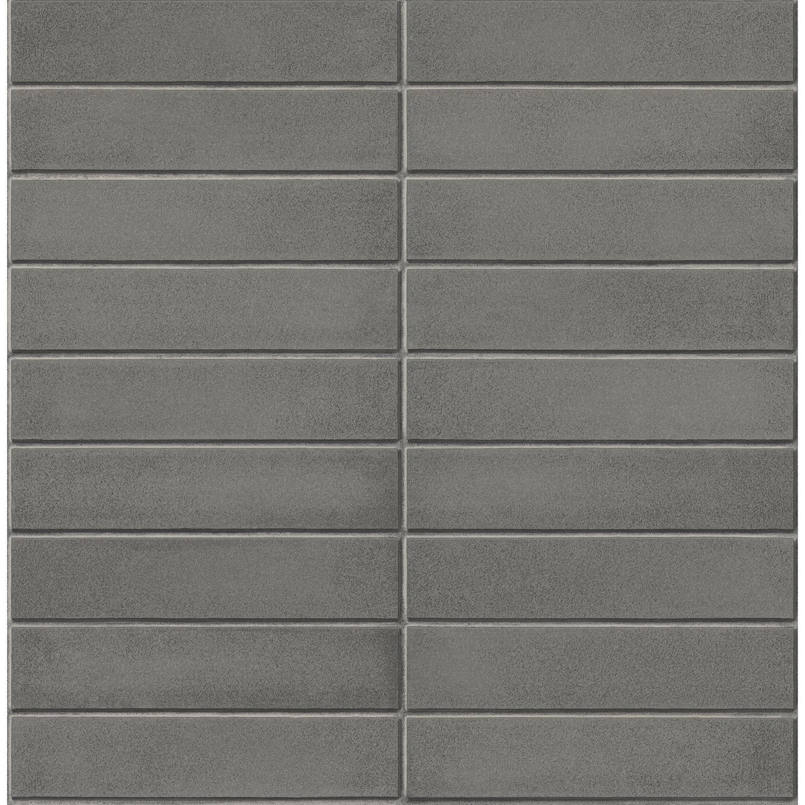 AStreet Prints Midcentury Modern Brick Wallpaper Brick