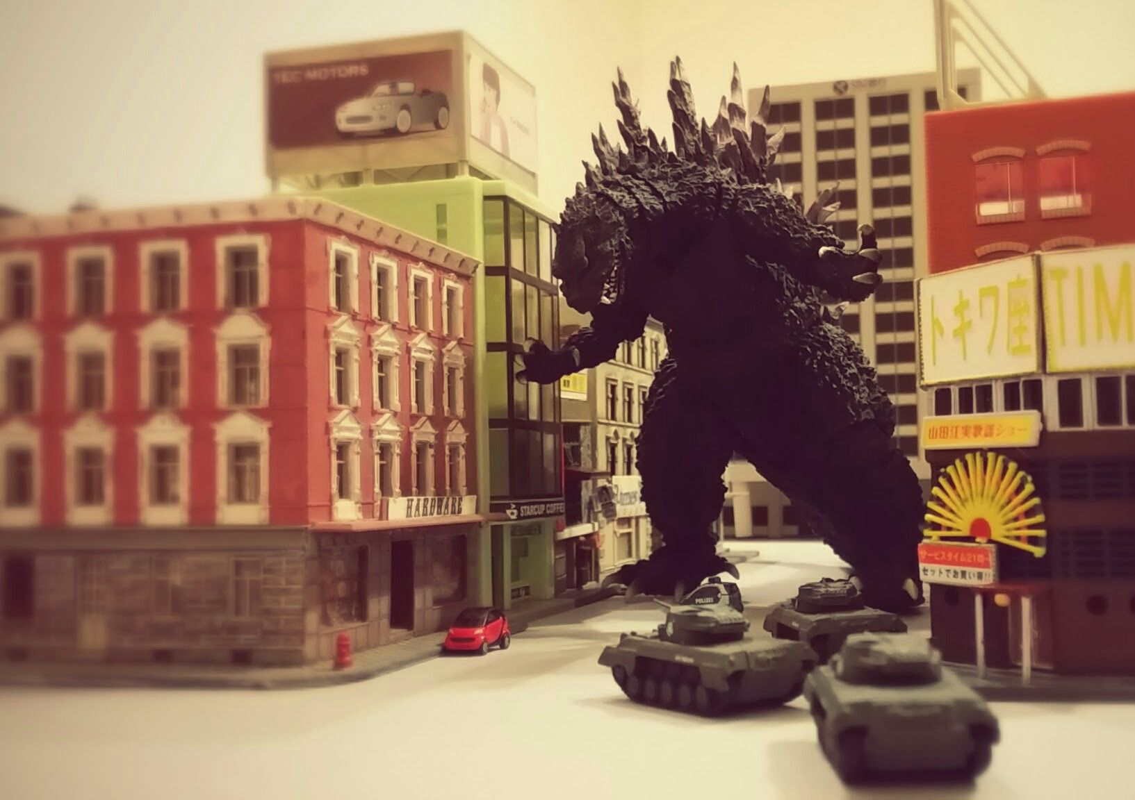 c4df63be62 City Diorama   Buildings for Kaiju Figures - Page 2 - Toho Kingdom ...