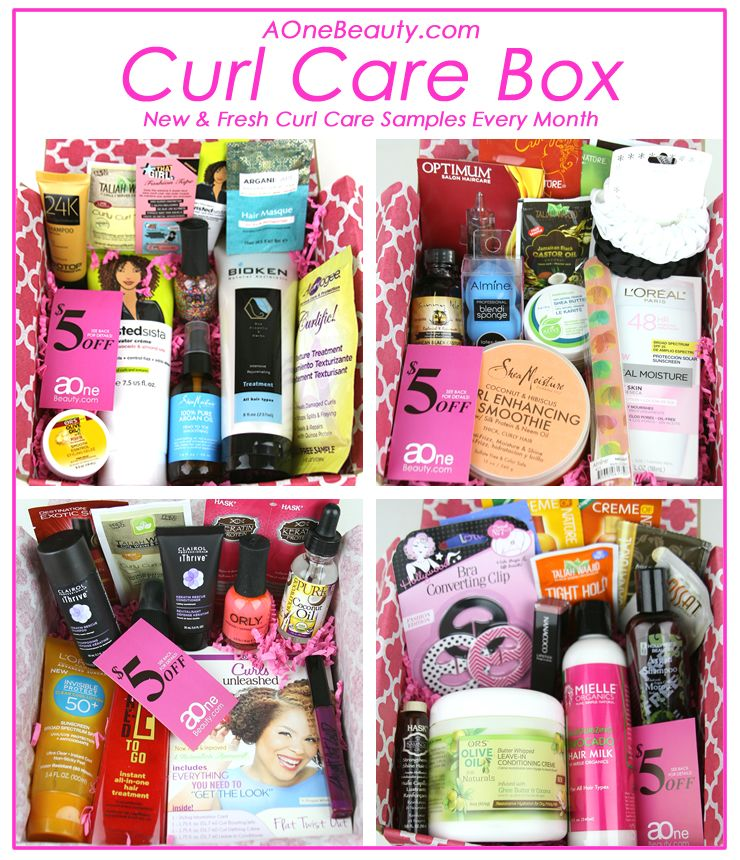 Curl care box free shipping to canada