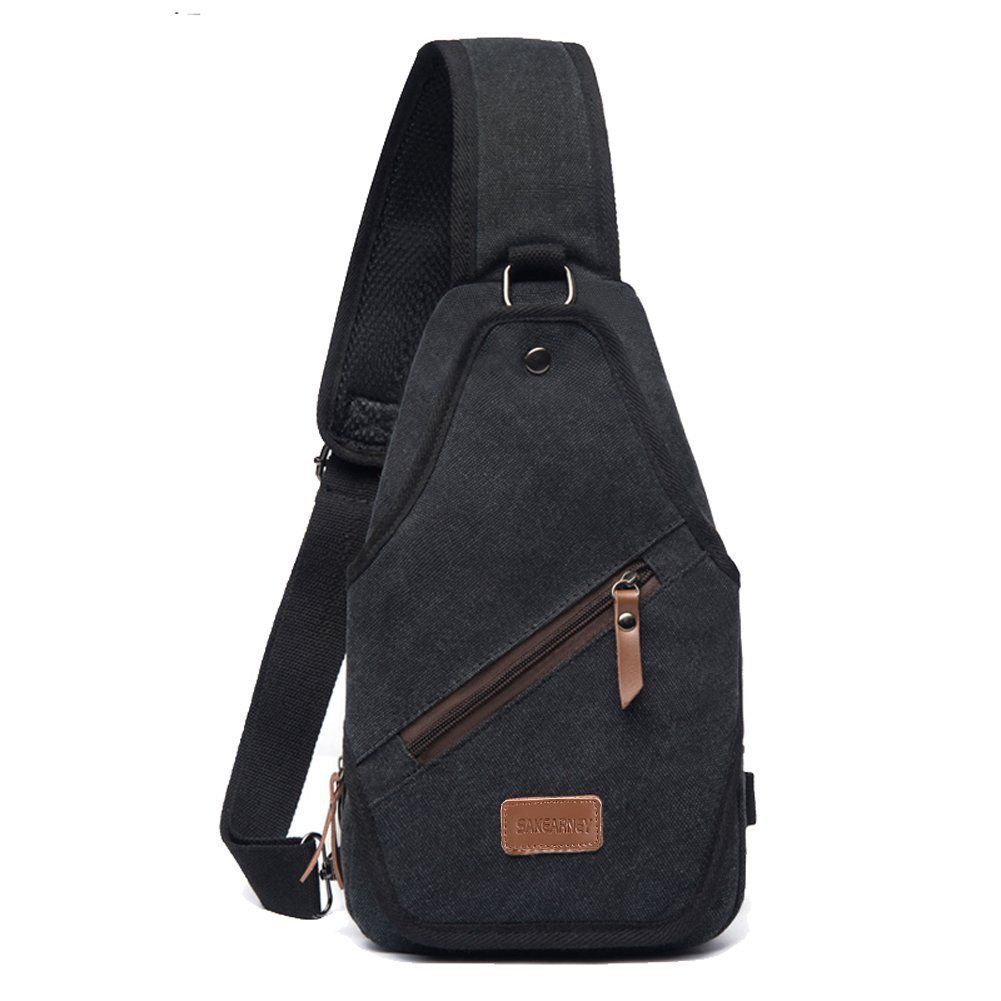 SAKEARNEY Outdoor Sling Bag Pack ** This is an Amazon Affiliate link. More info could be found at the image url.