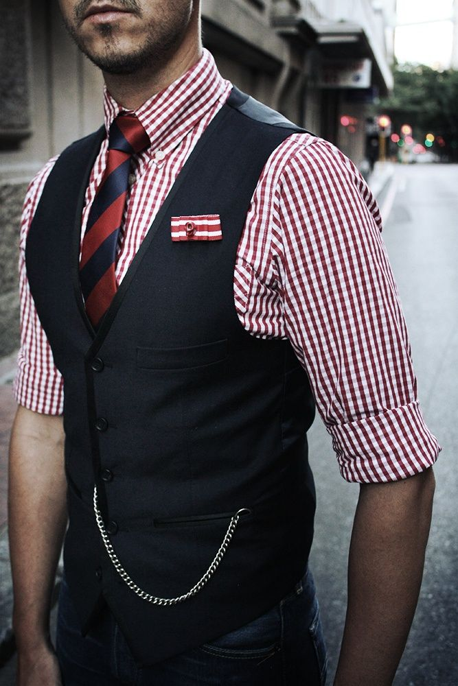 size 40 edcfd 212fd Pin von Elton Meyer auf fashion   Red shirt dress, Mens ...