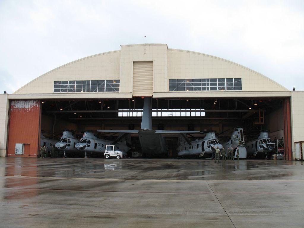 plane hanger the hippest pics