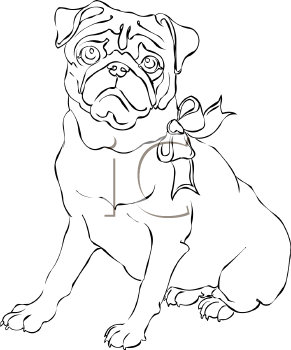 Royalty Free Dog Clipart