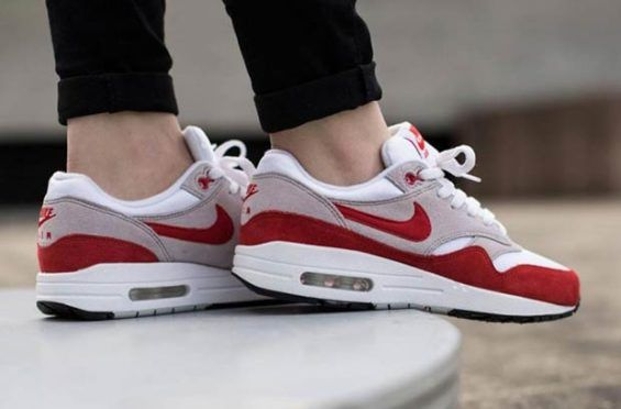 The Nike Air Max 1 OG Sport Red Returns Next Month To