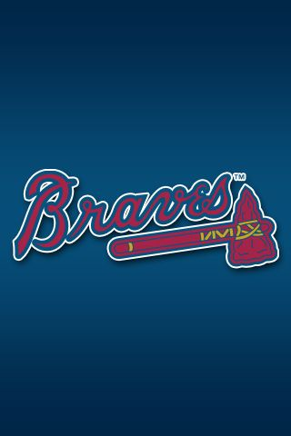 Atlanta Braves Iphone Wallpaper Atlanta Braves Logo