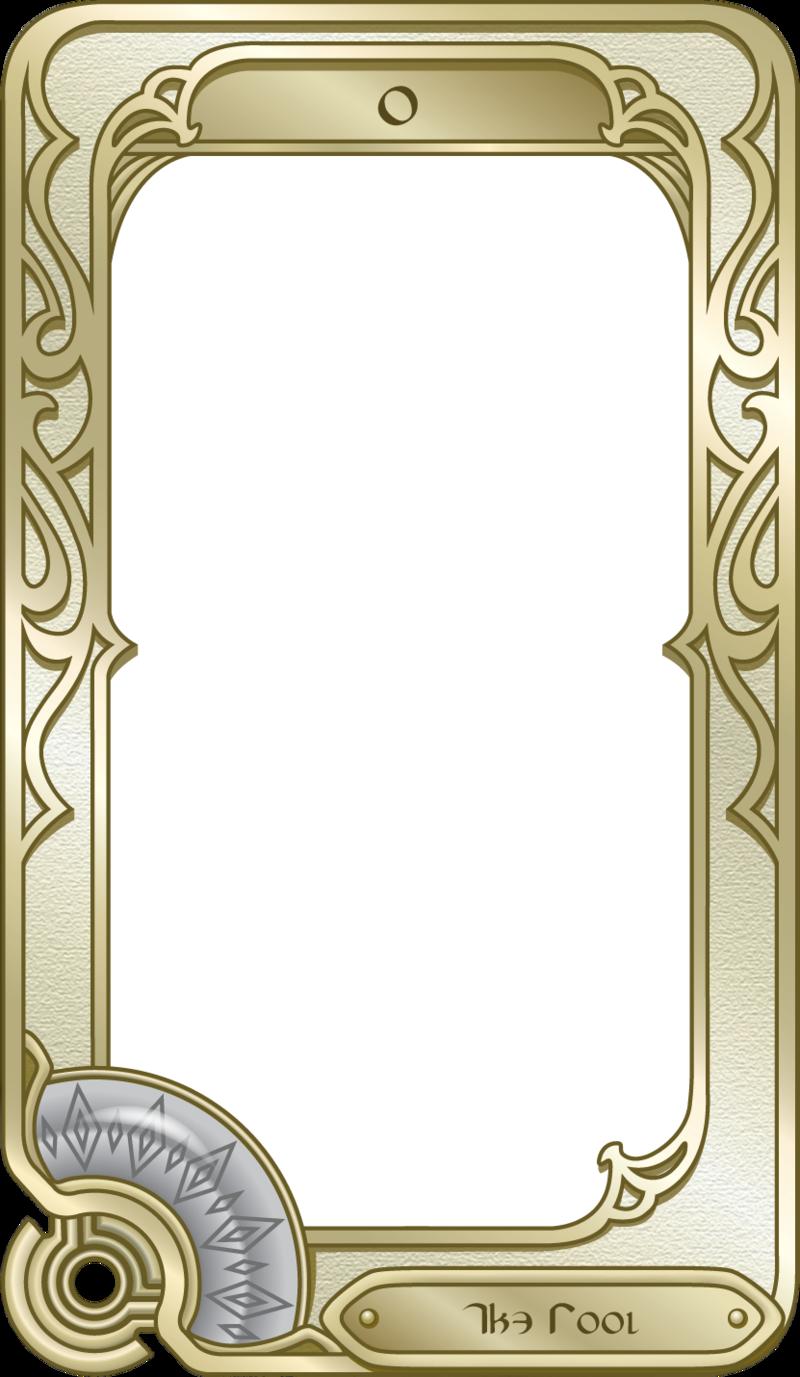 tarot card frames - Google Search | Card designs | Pinterest | Tarot ...