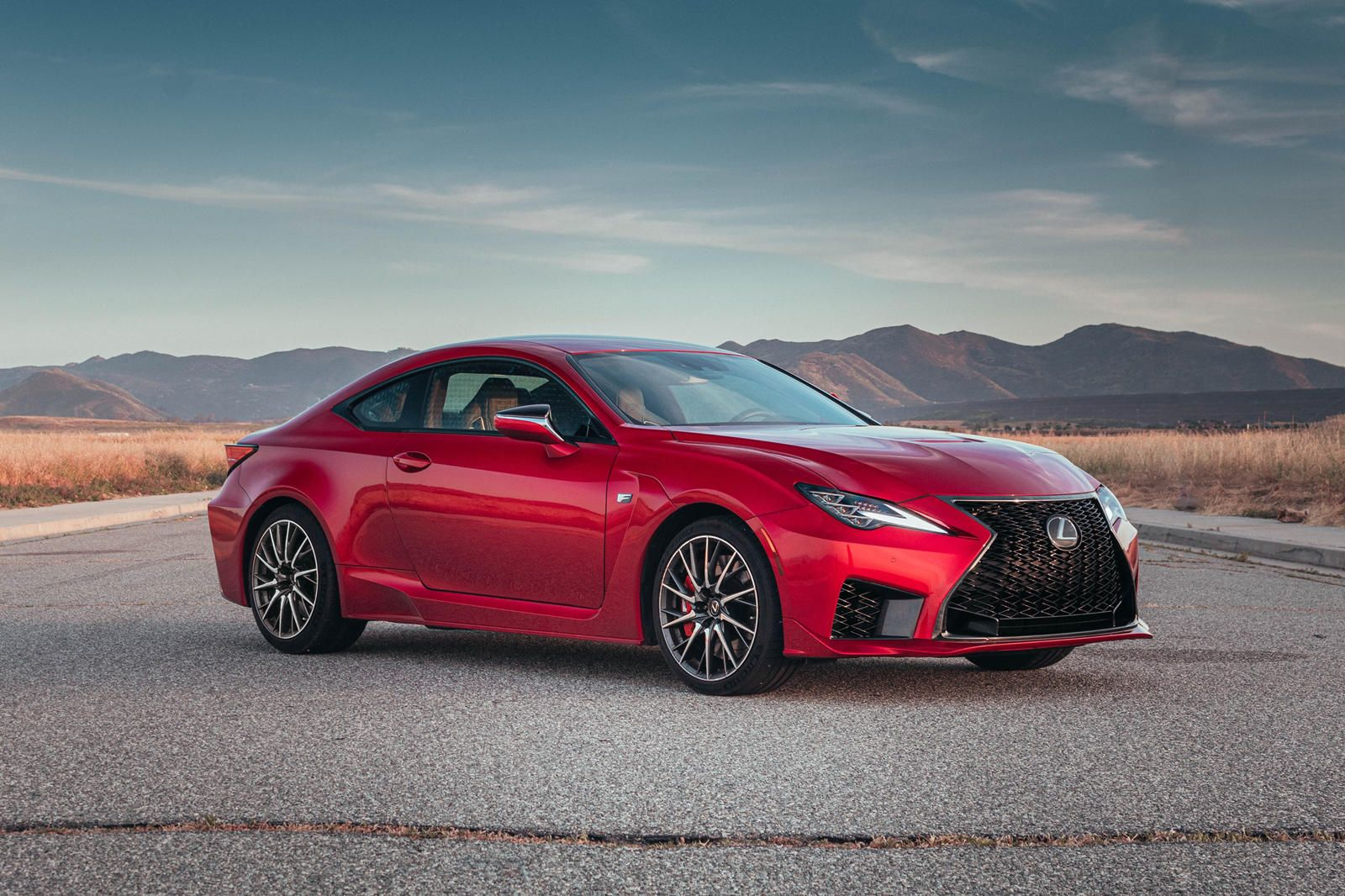 2020 Lexus Rc F Test Drive Review The Art Of Loud Luxury In 2020 Lexus Bmw M4 Coupe New Lexus