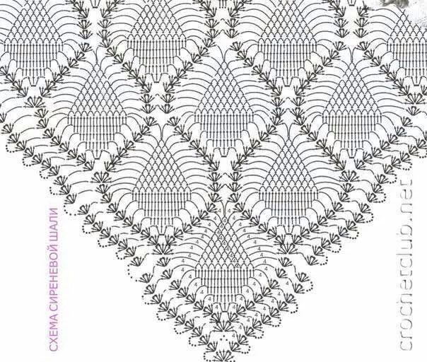 Wonderlijk Ananas patroon (ronde onderkant) (met afbeeldingen)   Patronen YX-92