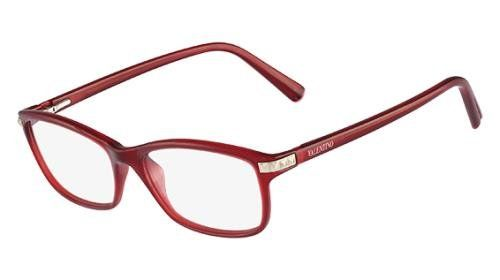 064ed36a3e VALENTINO Eyeglasses V2653 613 Red 53MM     To view further for this item