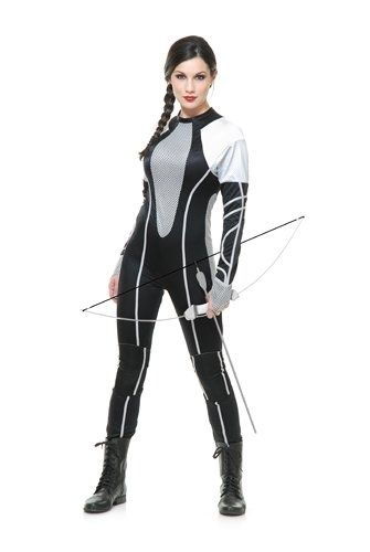 High Quality Or You Could Buy This U201chunter Jumpsuitu201d   Community Post: 17 Catching Fire  U0026 Mockingjay Halloween Costume Ideas