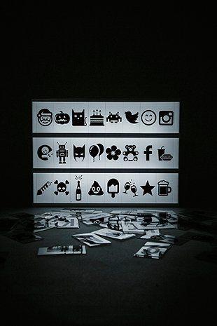 Light Box Letter Pack