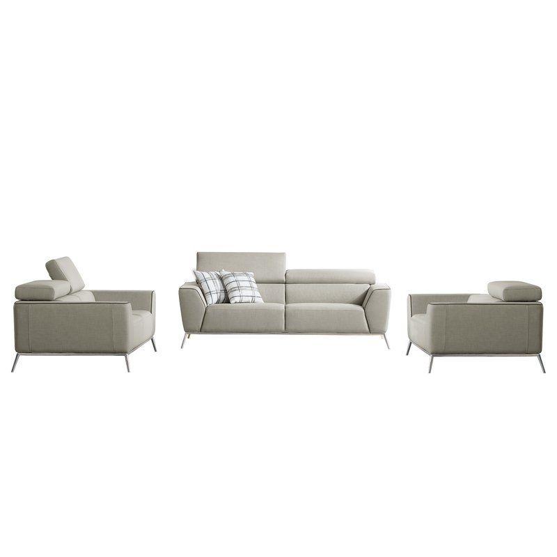 Save On Cana 3 Piece Living Room Set By Orren Ellis