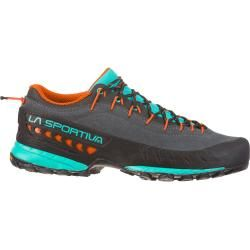 Photo of La Sportiva Damen Tx4 Schuhe (Größe 37.5, Türkis) | Zustiegsschuhe & Multifunktionsschuhe > Damen La