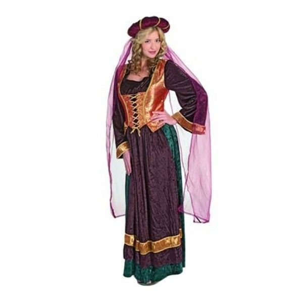 Medieval Womens Arabian Dancer Halloween Folk Costume ($95) ? liked on Polyvore featuring costumes ladies costumes womens costumes lady costumes ...  sc 1 st  Pinterest & Medieval Womens Arabian Dancer Halloween Folk Costume ($95) ? liked ...