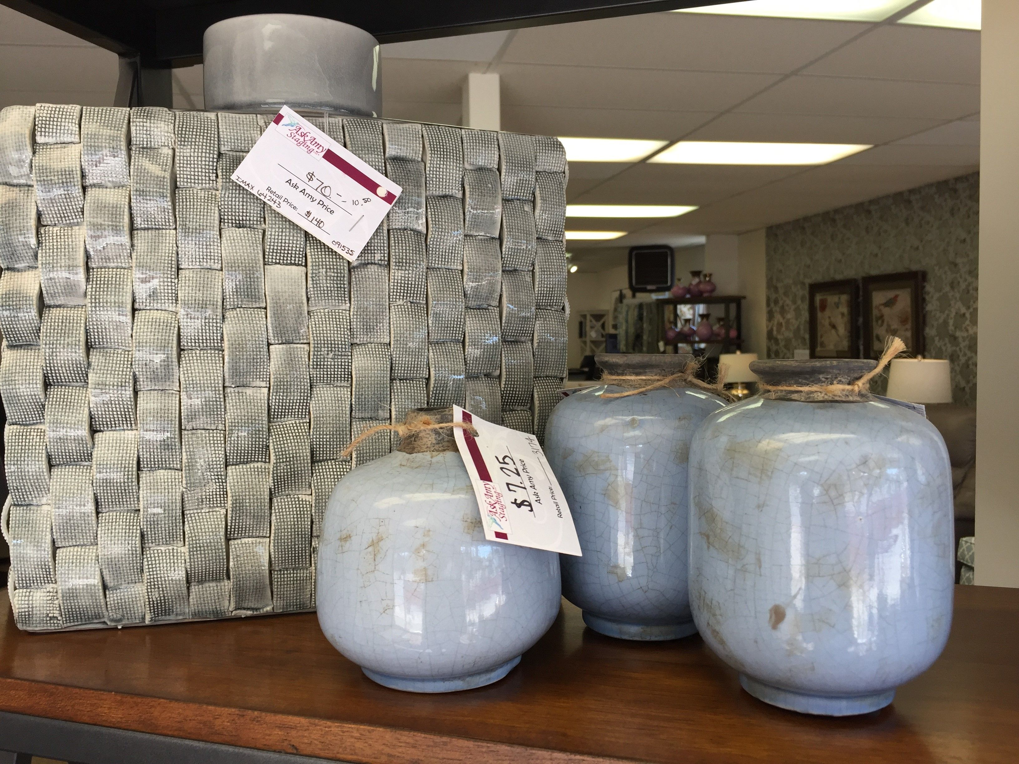 Cool Blues And Grays Can Be Amazing Winter Decor Pieces