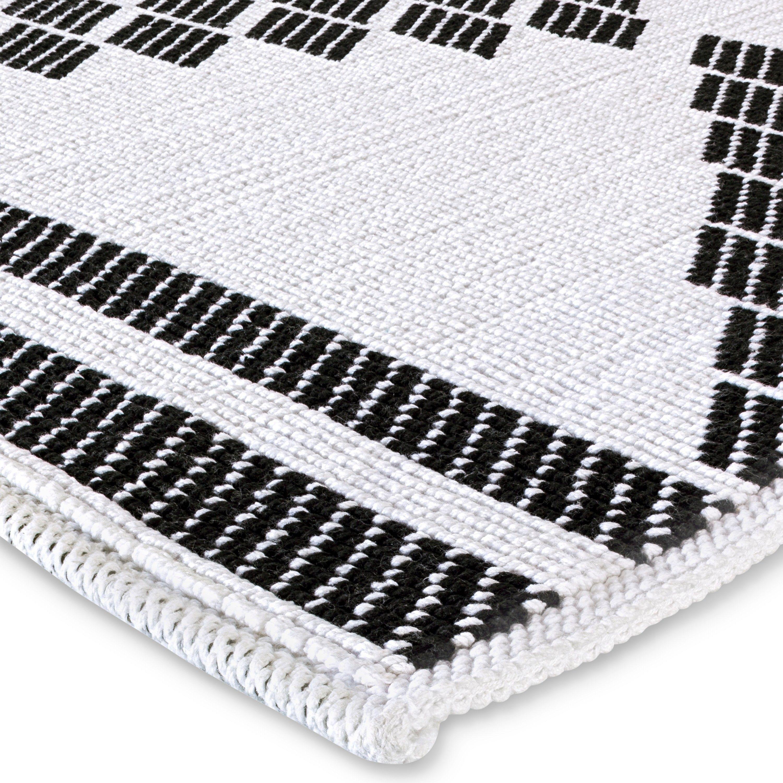 Nate Berkus Textured Bath Mat Black White 20x34 Bath Mat White Bath Mat Nate Berkus [ 3000 x 3000 Pixel ]