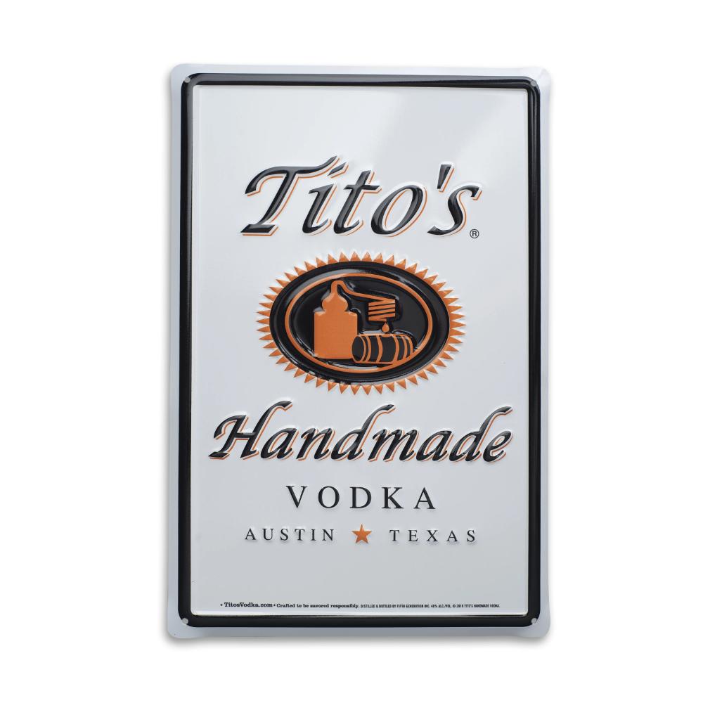 Tito S Bar Sign Bar Signs Bar Stock Deboss