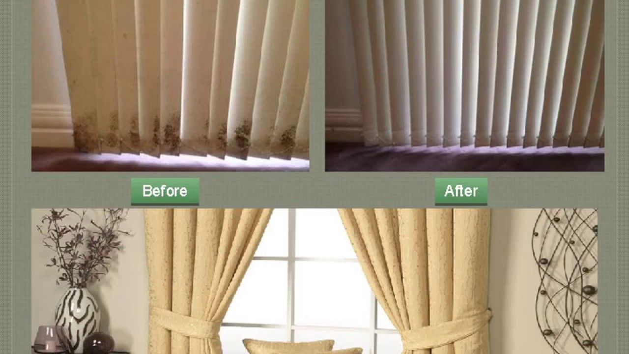 Our Slogan Is To Offers Best Quality Curtain Cleaning Services To