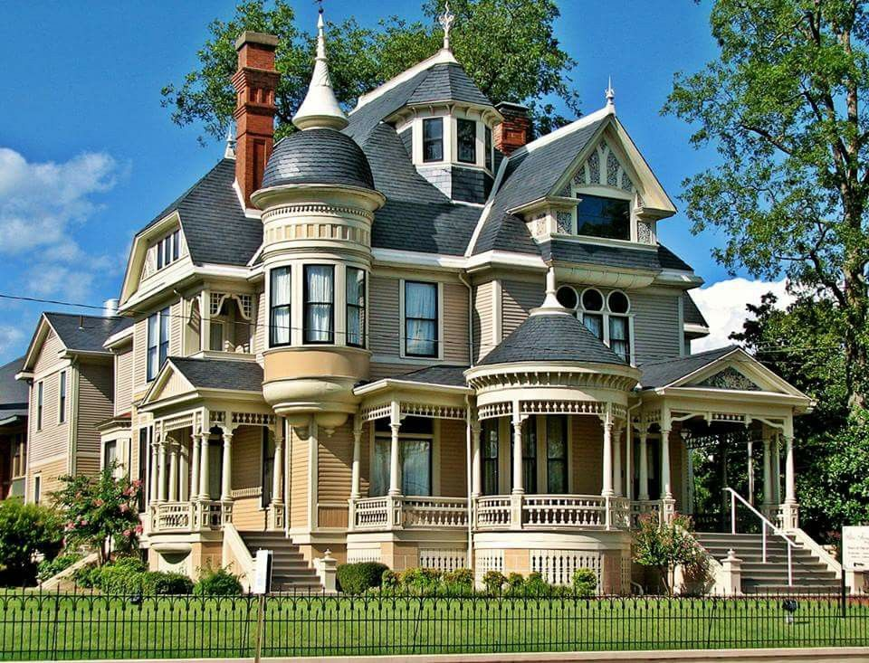 Spectacular Victorian Old Victorian Homes Victorian Style Homes Gorgeous Houses